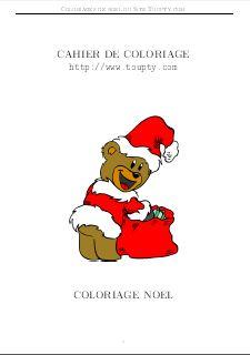 NOEL : coloriages de noël à imprimer   coloriages en ligne