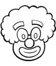 Coloriages De Clowns A Imprimer