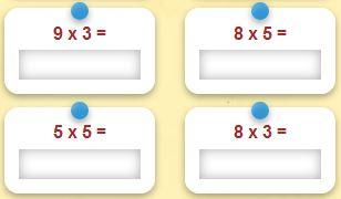 Apprendre Les Tables De Multiplication Exercices Interactifs