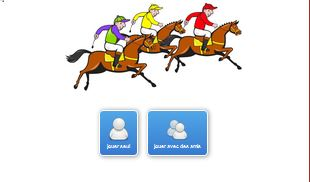 Apprendre les tables de multiplication exercices interactifs - Jeux de table de multiplication course de chevaux ...